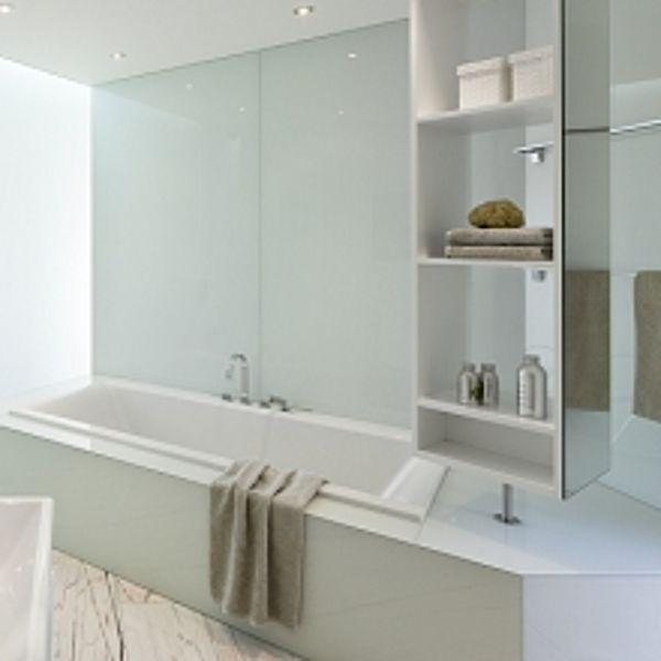 ... Wandverkleidung Glas Badezimmer Wandverkleidung ...