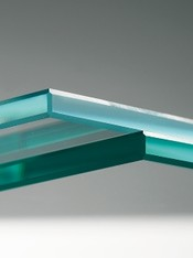Float glass and extra white float glass