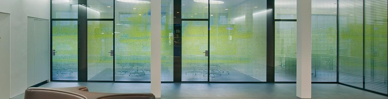 Sichtschutz Mit Glas