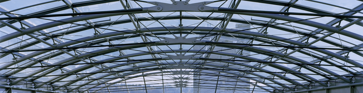 Glass roof Overhead glazing