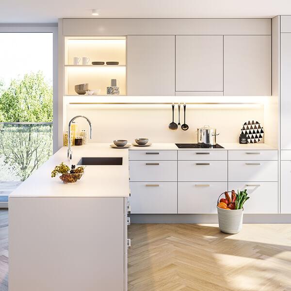 Fantastisch Küchenpanelle Fotos - Hauptinnenideen - nanodays.info