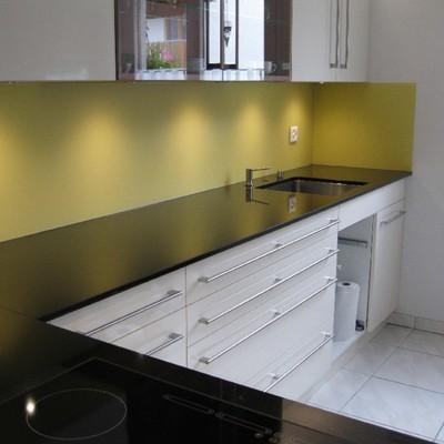 k chenr ckw nde aus glas swissculinaria. Black Bedroom Furniture Sets. Home Design Ideas