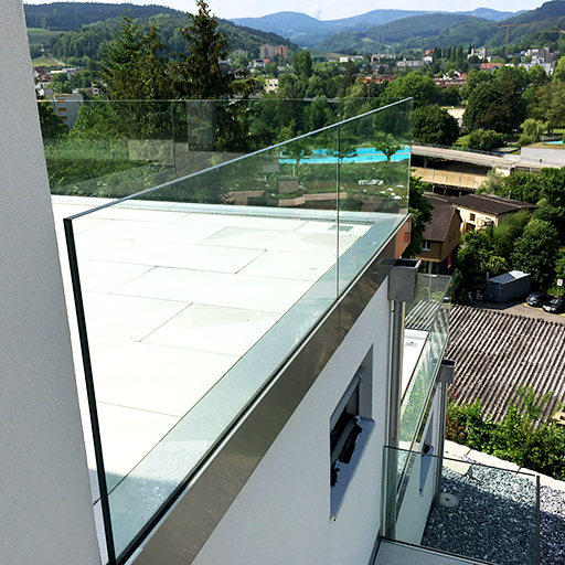 MFH SWISSRAILING LIGHT / SWISSROOF / SWISSRAILING  TWO-SIDED