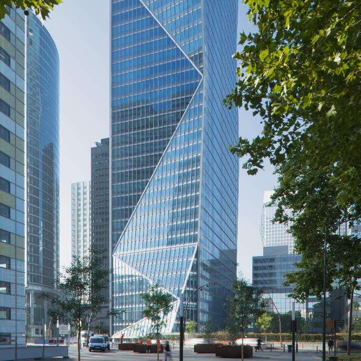 TOUR CARPE DIEM, FR - 92400 COURBEVOIE